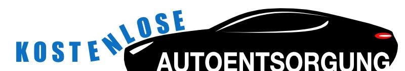 Kostenlose Autoentsorgung Logo